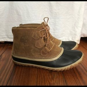 Sorel Out N About Ankle Duck Boot